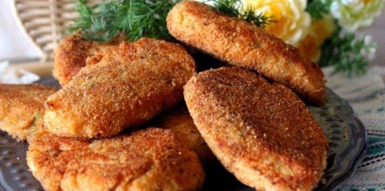 Как готовить зразы картофельные с мясом: пошаговые рецепты с фото