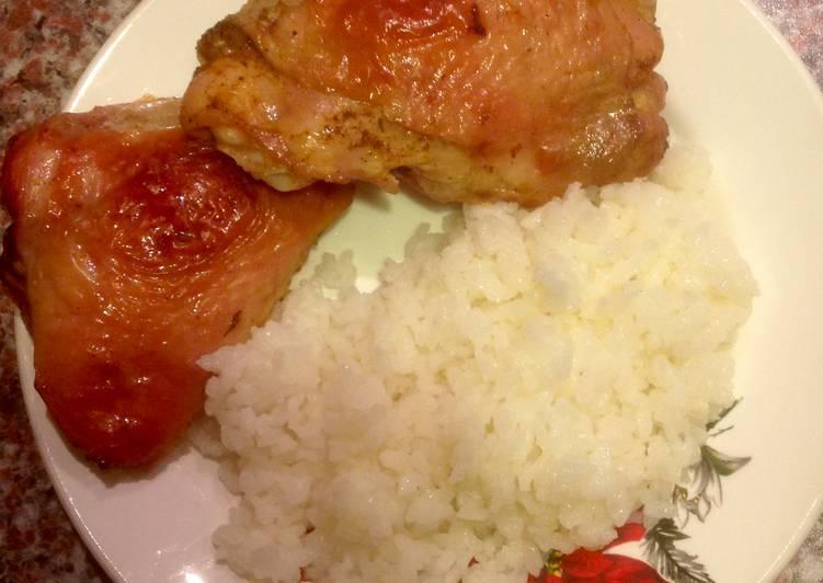 Куриные ножки с рисом: 7 замечательных рецептов