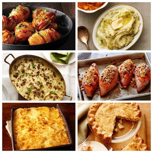 Гратен: рецепт приготовления картошки под золотистой корочкой