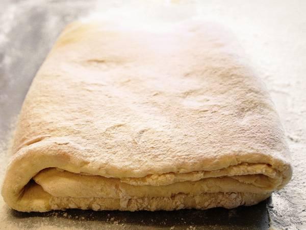 Не слоеное тесто для самсы в духовке. самса из слоеного теста в духовке.