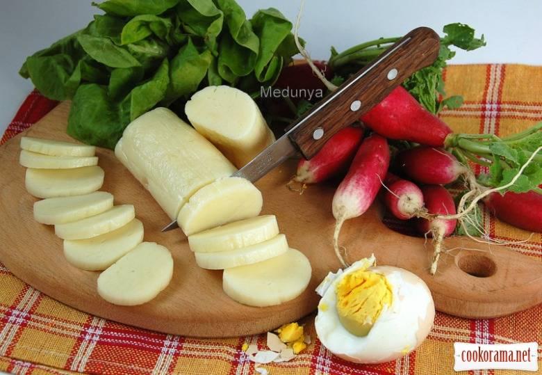Сырок плавленый - рецепты