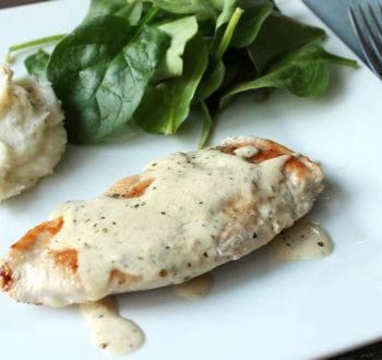 Курица в сливочно-чесночном соусе в мультиварке — рецепт для мультиварки