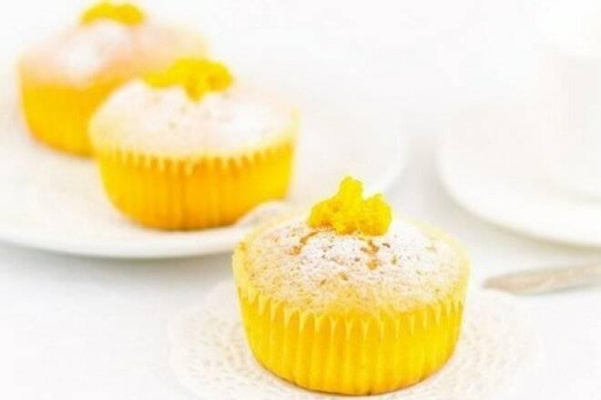 Рецепты маффинов с апельсином (цедрой, соком, шоколадом)