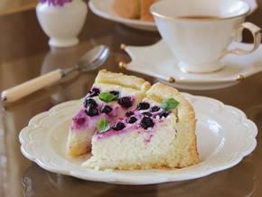 Быстрый пирог без яиц с вареньем к чаю