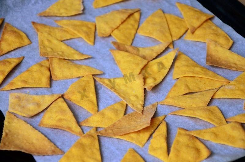 Кукурузные чипсы начос польза и вред