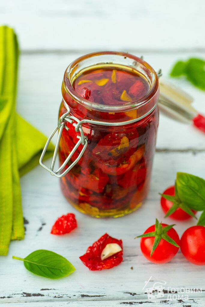 Вяленые помидоры на зиму – самые простые и вкусные рецепты