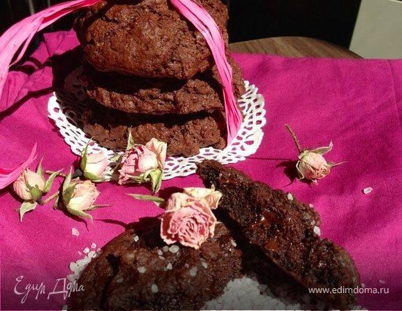 Хрустящее печенье брауни за 30 минут - вкусно и быстро