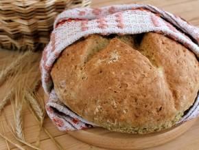 Бездрожжевой пп хлеб на кефире. быстрый и вкусный домашний рецепт бездрожжевого ржаного хлеба на кефире с содой.