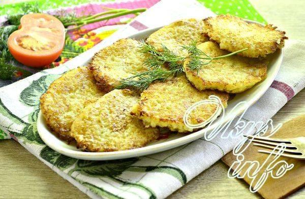 Как приготовить картофельные драники без муки