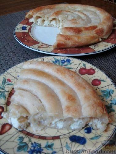 Как приготовить бурек по-турецки с мясом: пошаговое руководство