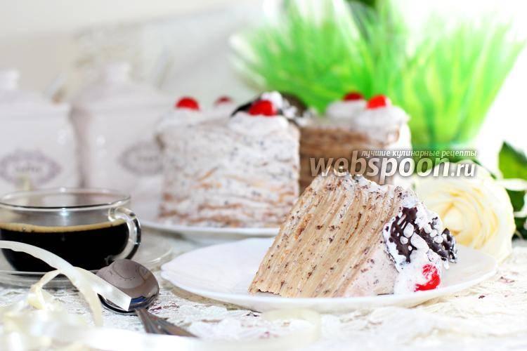 Кофейное тирамису — домашний торт без сырых яиц из маскарпоне и савоярди