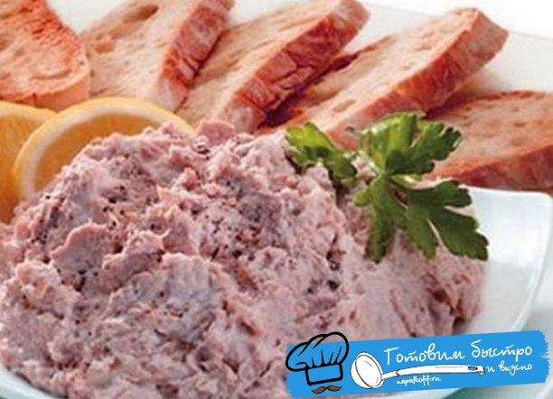 Рецепты приготовления паштета из рыбы