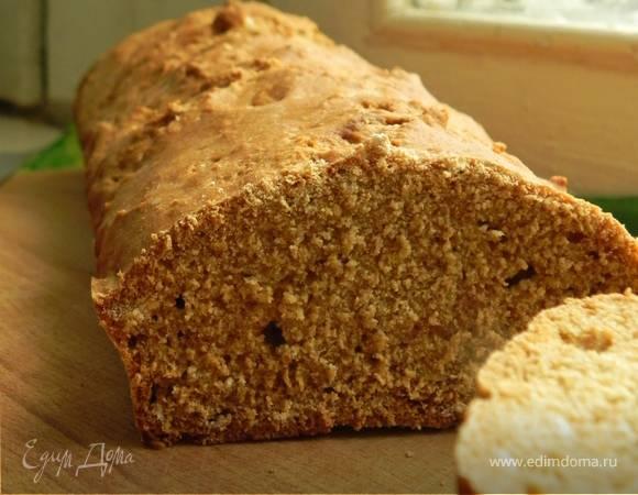 """Вариации на тему """"ирландский содовый хлеб"""""""