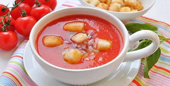 Гаспачо в домашних условиях – рецепты томатного супа холодного и горячего