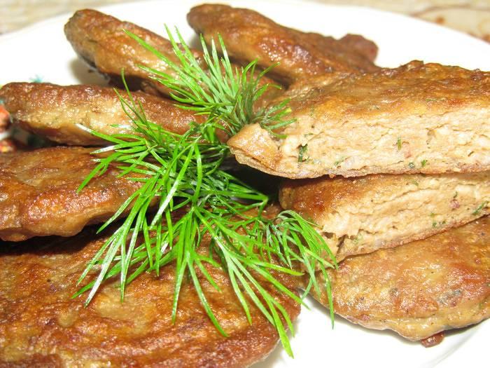 Печеночные оладьи из говяжьей печени – 9 самых вкусных рецептов