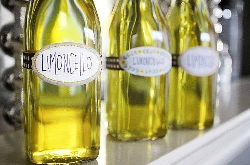 Лимончелло в домашних условиях — экспресс-рецепт