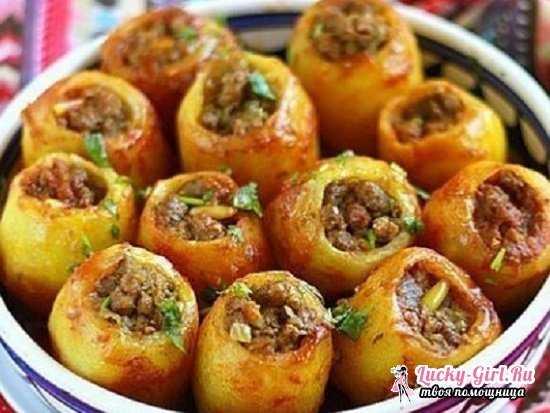 Картошка-гармошка: готовим очень вкусно, быстро и просто
