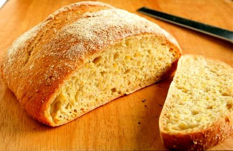 Кукурузный хлеб для мистера джинглса