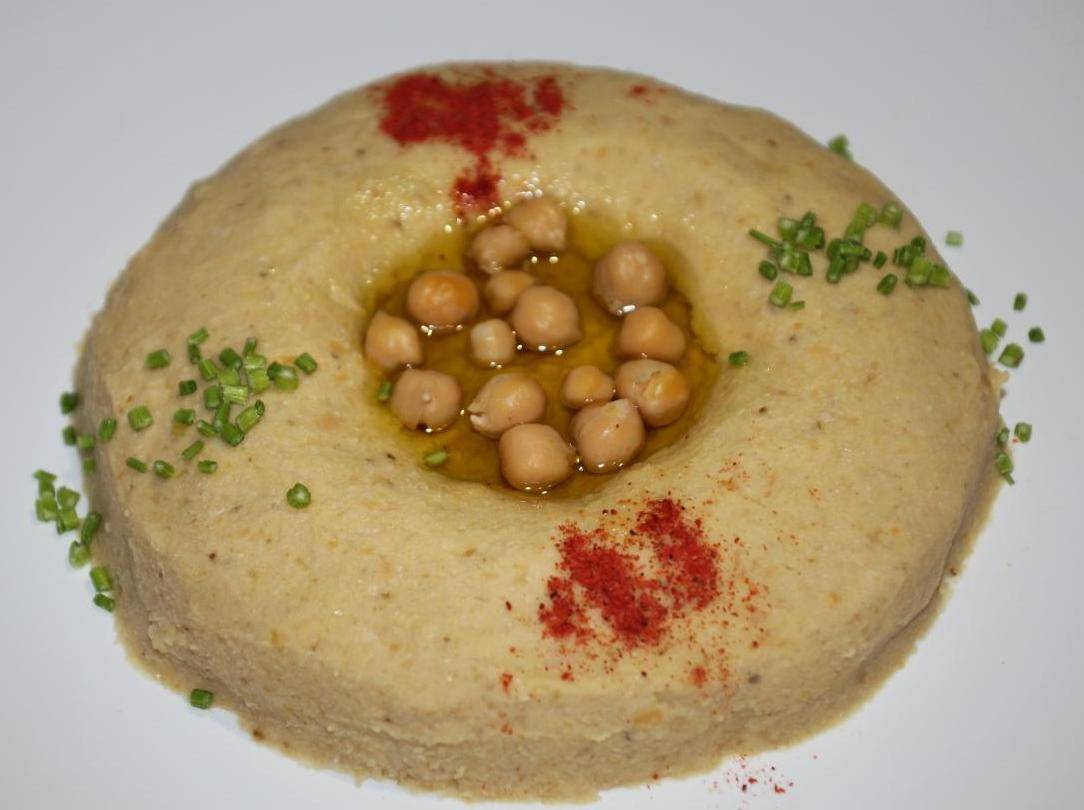 Фатуш – ливанский хлебный салат с овощами