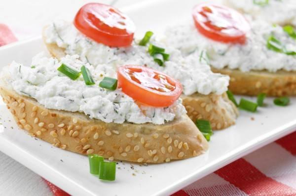 Готовим из творога: закуска, горячее, десерты - статьи на повар.ру