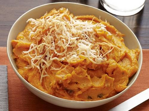 Батат - рецепты приготовления пюре, супа, запеченного, жареного и фаршированного сладкого картофеля