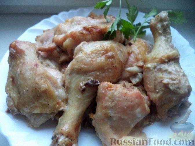 Курица - 2935 домашних вкусных рецептов приготовления