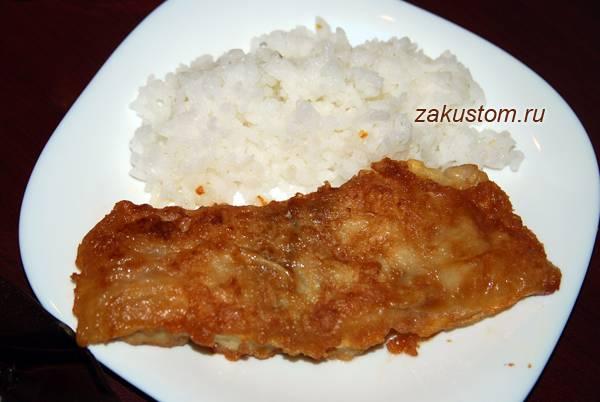 Как правильно готовить пангасиус? - как приготовить филе пангасиуса - запись пользователя анютка (id1342487) в сообществе кулинарное сообщество в категории блюда из рыбы и морепродуктов - babyblog.ru