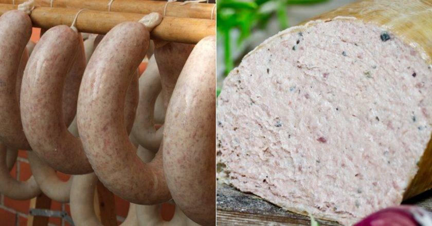 Домашняя печеночная колбаса, рецепт с фото, как приготовить печеночную колбасу в домашних условиях?