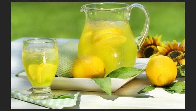 Как сделать лимонад в домашних условиях :: инфониак