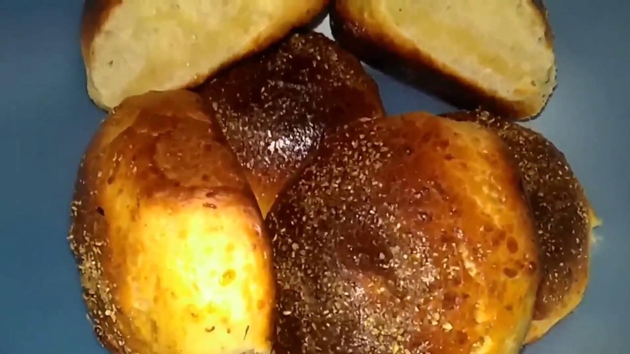 Лепешки с двумя видами сыра
