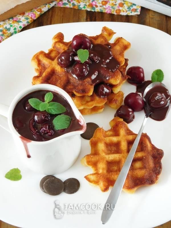 Соус из вишни к мясу на зиму - рецепт с фото. как приготовить вкусный вишневый соус к мясу и утке