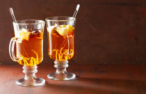 Апельсиновые глинтвейны: домашние рецепты