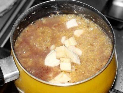 Кунжутная каша - пошаговый рецепт с фото на сайте банк поваров