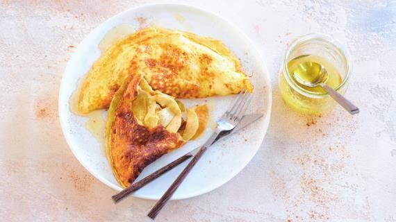 Простые и вкусные омлеты на завтрак