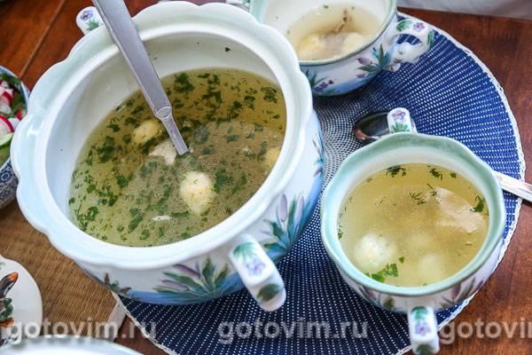 Три утиных супа