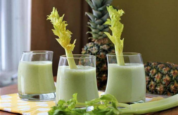 Овощные смузи для похудения: рецепты
