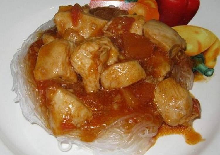 Курица в кисло-сладком соусе: рецепты