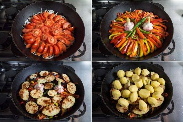 Домляма: рецепт приготовления с фото. узбекская кухня