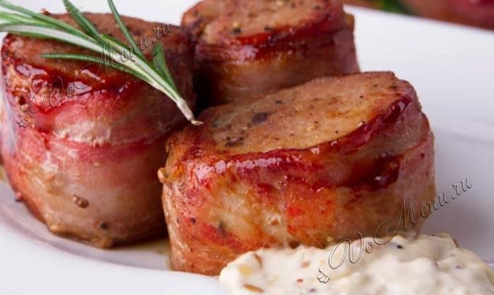 Что приготовить из свиной вырезки - рецепты медальонов, гуляша, плова, котлет