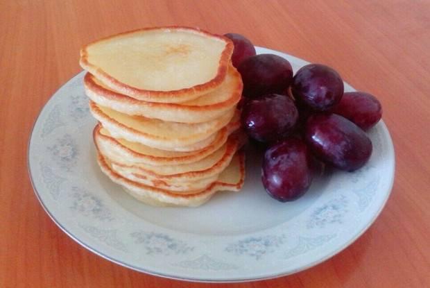 Пышные блинчики для завтрака