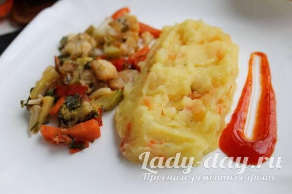 Как приготовить картофельное пюре (с иллюстрациями)