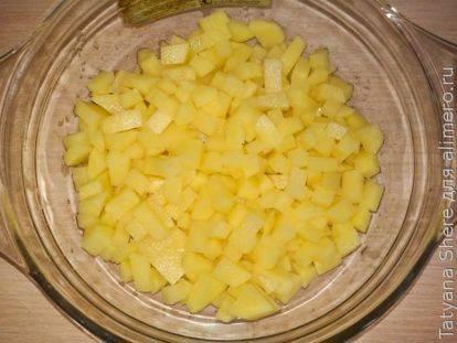Запеканка капустная