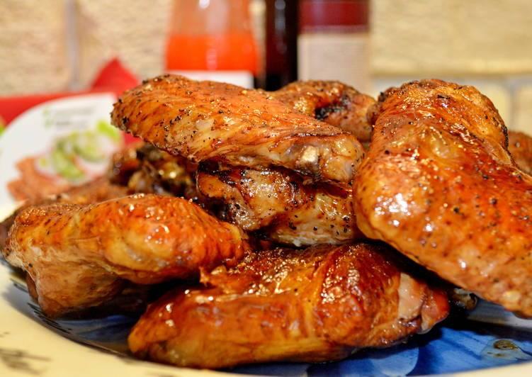 Всё, что надо для счастья – пикник на природе и крылышки гриль! вкусные маринады для крылышек гриль с вином, цитрусами, кефиром, ягодами