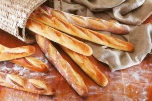 Как приготовить багет по-французски дома