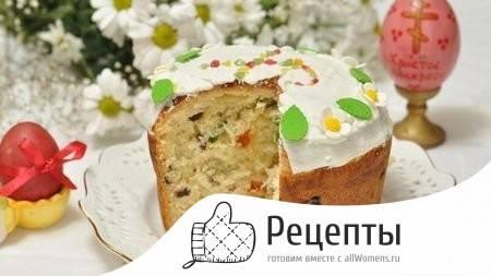 Пасхальный кулич в хлебопечке: 6 рецептов