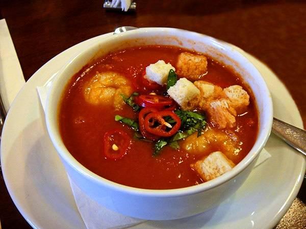 Сырный суп с креветками. рекомендую! - запись пользователя цехмайстрева (cehmaistrewa) в сообществе кулинарное сообщество в категории первые блюда - babyblog.ru