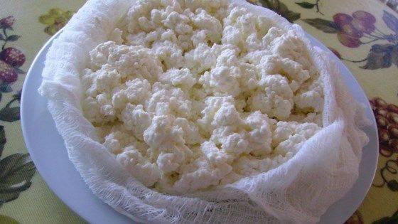 Творог из молока в домашних условиях - рецепты с лимоном, хлористым кальцием и сметаной