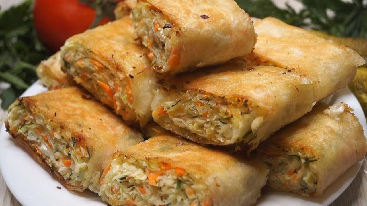 Рецепт закуски в лаваше - 9 пошаговых фото в рецепте