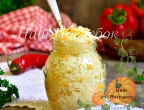 Тушеная свежая и квашеная капуста вместе. 5 пошаговых рецепта