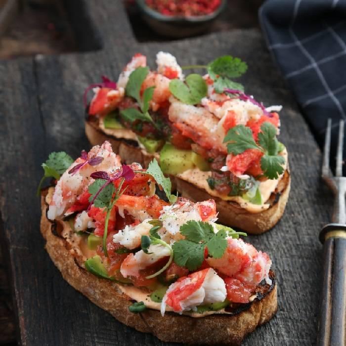 Брускетта – идеальная закуска для пикника